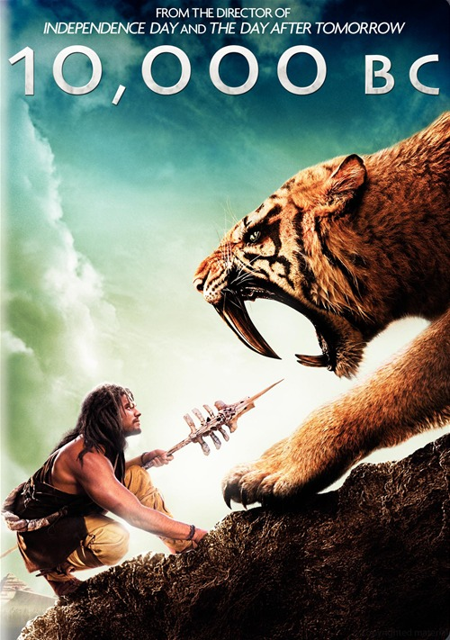 10000 BC 2008 Hindi Dubbed Movie Watch Online