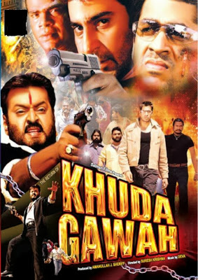 Return of Khuda Gawah (2004) Hindi Dubbed WebRip