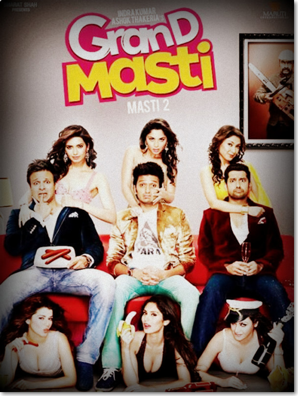 Grand Masti (2013) Hindi Movie WebRip