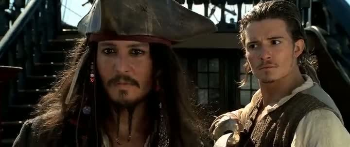 Pirates of the Caribbean 1 (2003)