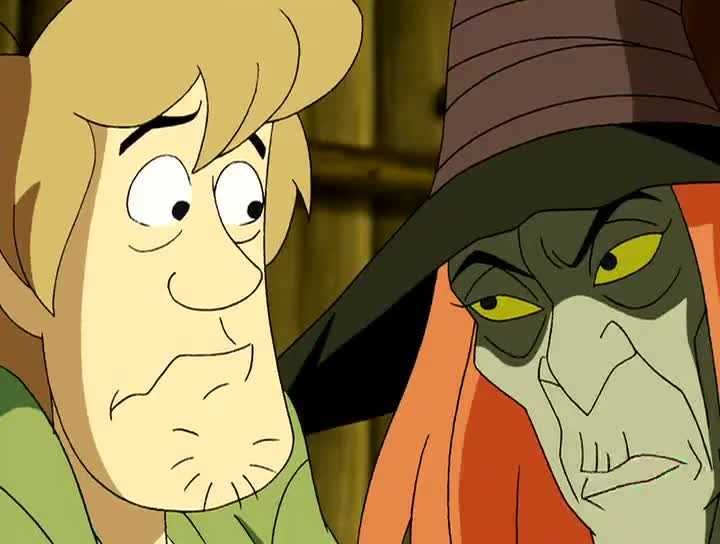 Scooby Doo And The Goblin King (2008)