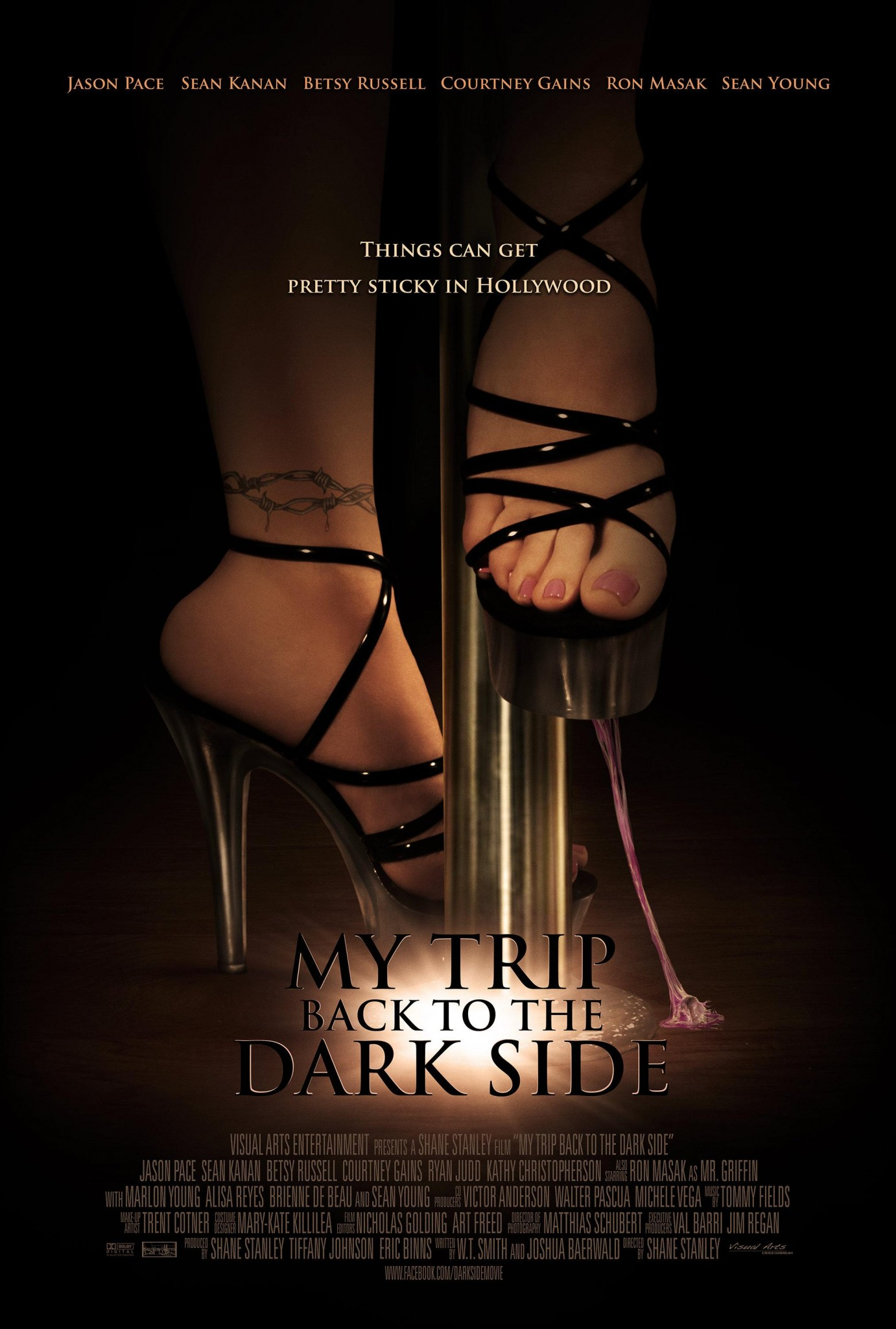 My Trip Back To The Dark Side (2014)
