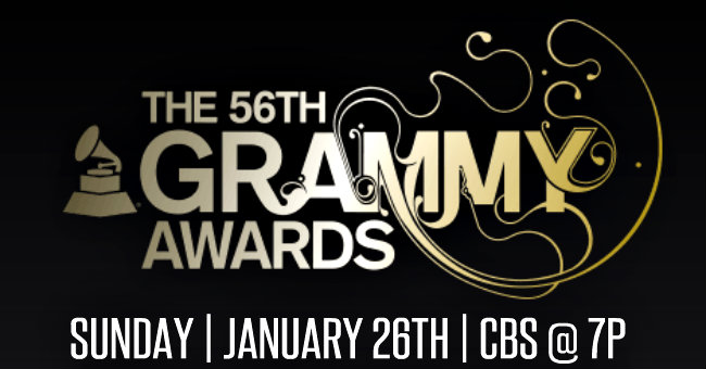 56th The Annual Grammy Awards (2014)