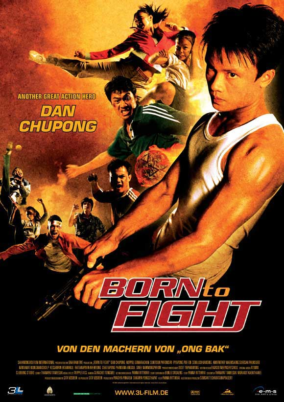 Born to Fight (2004)