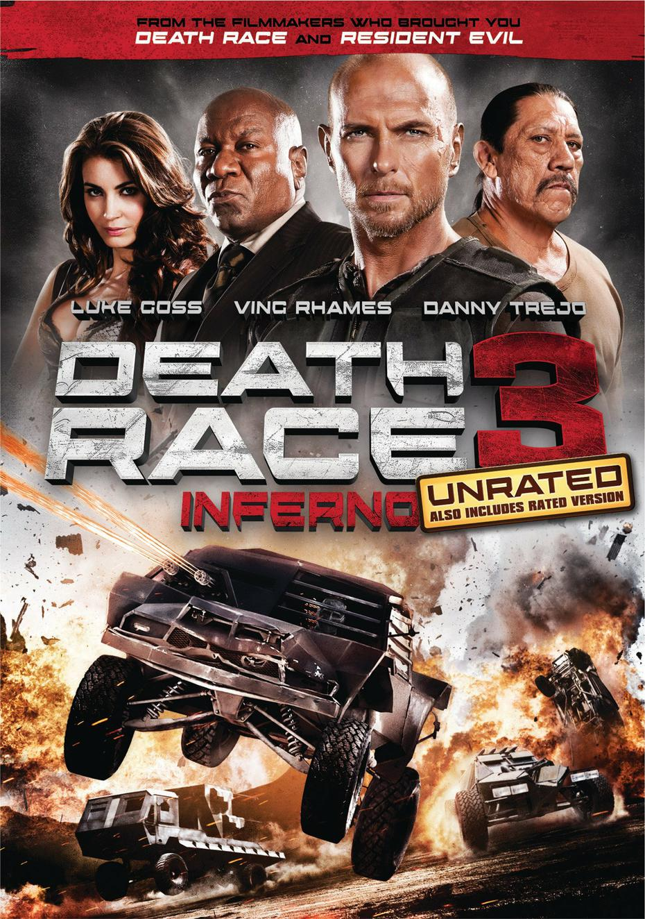 Death Race 3 Inferno (2013) Hindi Dubbed Watch Online In Full HD 1080p