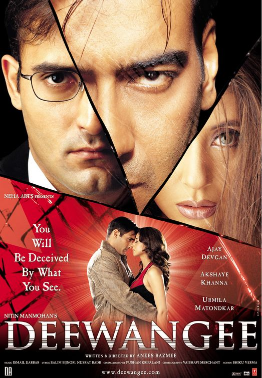Deewangee (2002) Hindi Movie