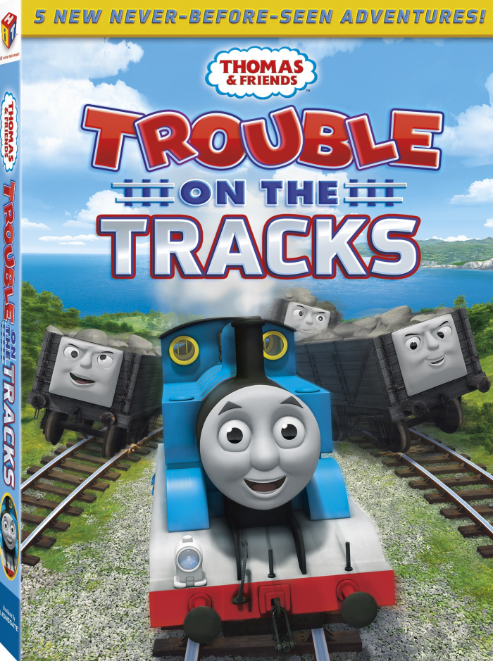 Thomas And Friends Trouble On The Tracks (2014)