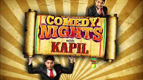 Comedy Nights With Kapil 12th july (2014) HD 1080P 300MB Free Download