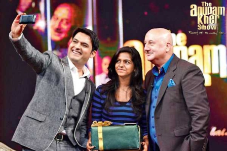 The Anupam Kher Show 17th August (2014)