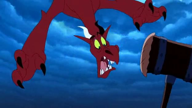 Tom and Jerry The Lost Dragon (2014) 4