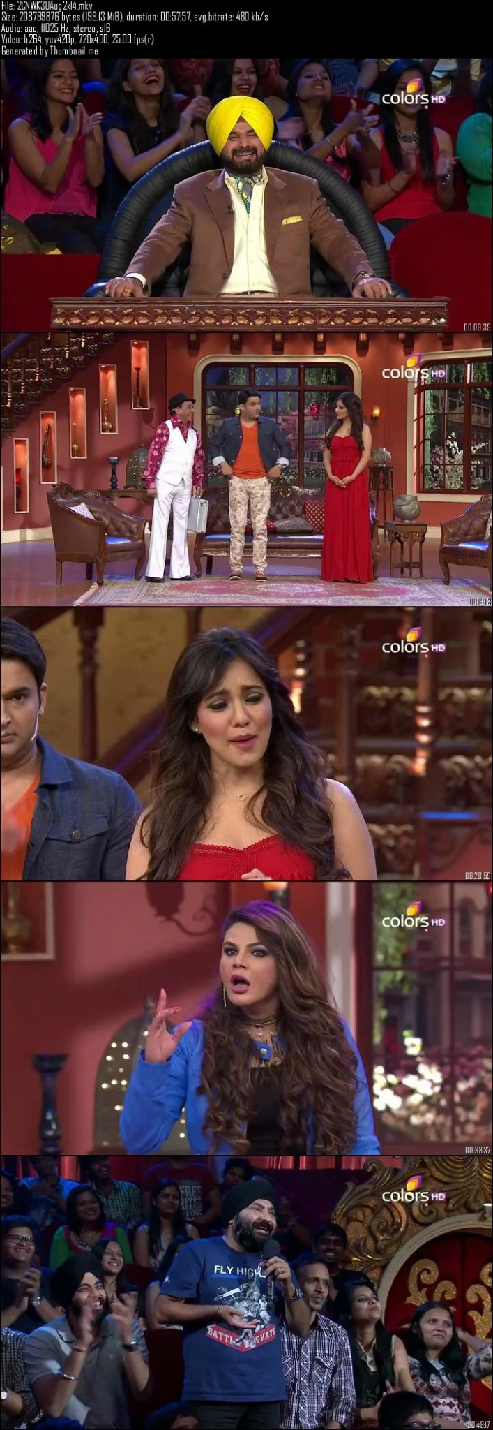 Comedy Nights With Kapil 30th August (2014)