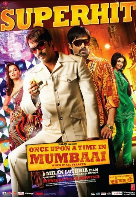 Once Upon a Time in Mumbai 2010