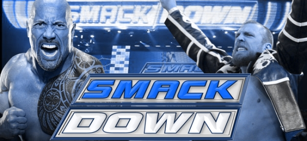 WWE Friday Night SmackDown 29th August (2014)