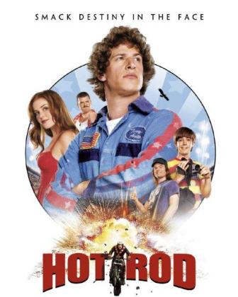 Hot Rod (2007) Dual Audio  Movie Free Download HD 720p 200MB