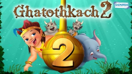 Ghatothkach 2 (2014) Hindi Movie Free Download HD 480p 300MB