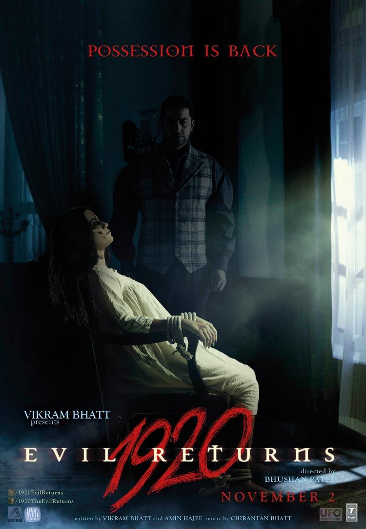 1920 Evil Returns (2012) DVDRip Videos Songs HD 720P Download