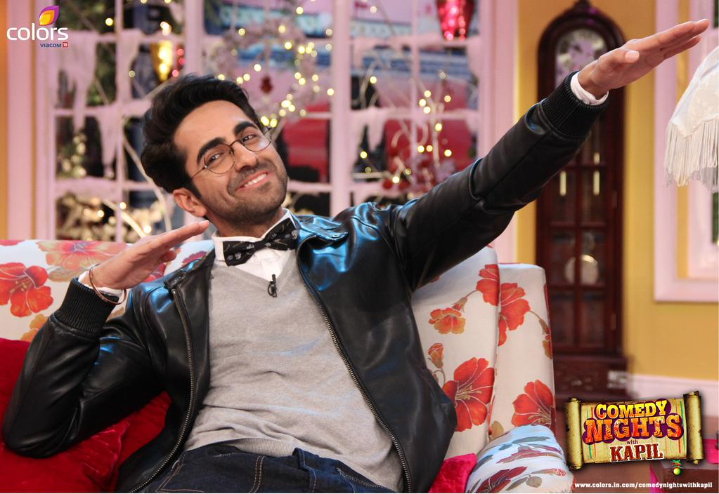 Comedy Nights With Kapil 25th January (2015) 480p 250MB Download