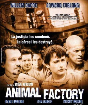 Animal Factory (2000) Hindi Dubbed Download 200MB 480p