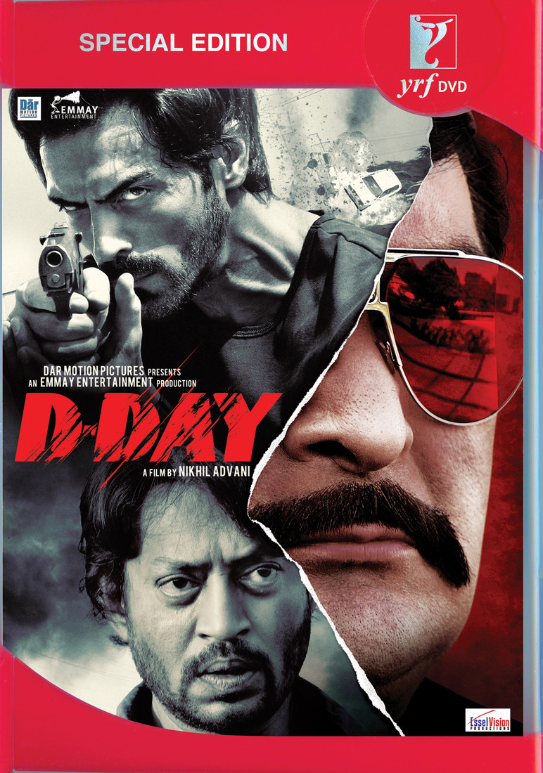 D-Day (2013) Hindi Movie 200MB 480p Download