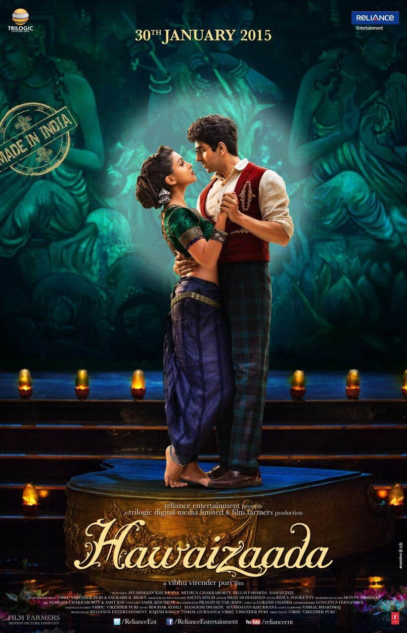Hawaizaada (2015) Hindi Movie Download HD 720P 200MB