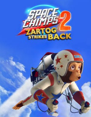 Space Chimps 2 (2010) Dual Audio Download 200MB 480p