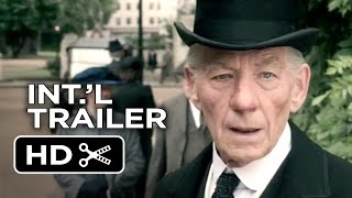 Mr. Holmes (2015) English Movie Official Trailer 480p