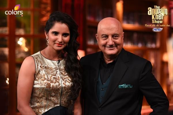 The Anupam Kher Show 11th October (2015) 150MB HD Download