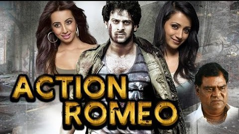 Action Romeo (2015) Hindi Dubbed Full HD Watch Online