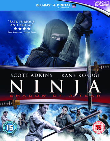 Ninja Shadow of a Tear 2013 Dual Audio Full HD 720p 200MB