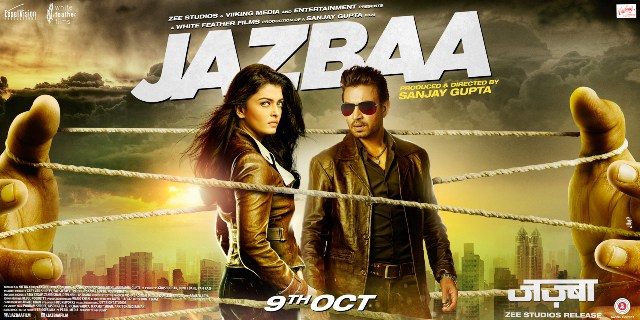 Jazbaa (2015) Watch Full Movie Online Free HD 720P