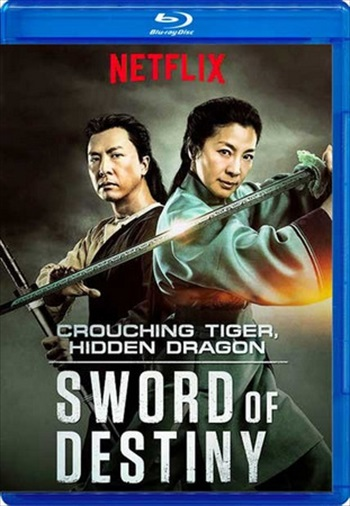 Crouching Tiger Hidden Dragon Sword of Destiny 2016 English DVDRIp 200MB