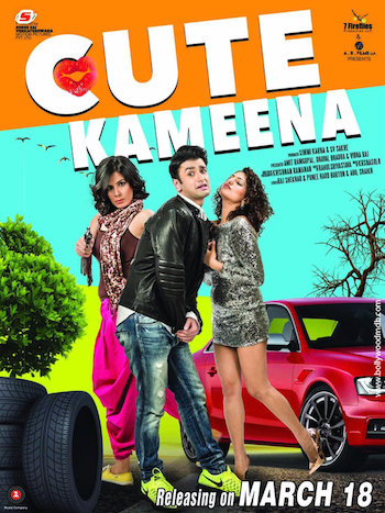 Cute Kameena 2016 Hindi Movie CAMRip Download 400MB