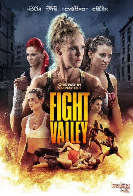 Fight Valley 2016