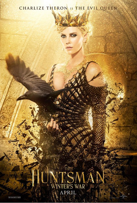 0 0 report The Huntsman: Winter's War (2016) HC HDRiP English 1080p