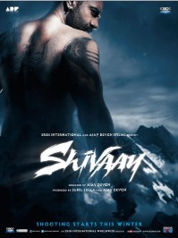 Shivaay (2016) Hindi Movie Theatrical Trailer 720p