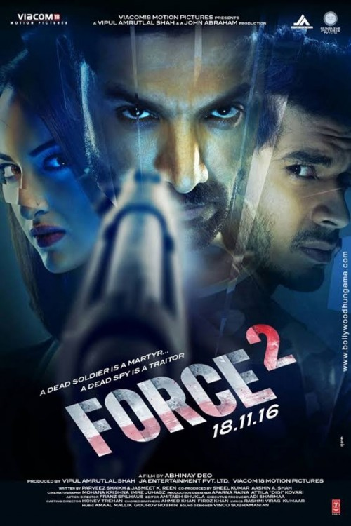 Force 2 (2016) Hindi DesiSCR 600MB