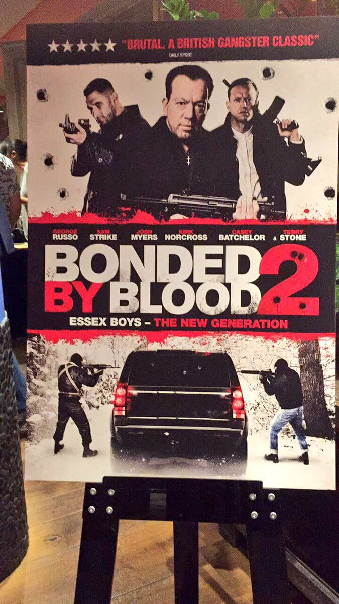 Bonded By Blood 2 2017 English HDRip 720p