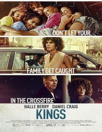 Kings 2018 English 200MB Web-DL 480p
