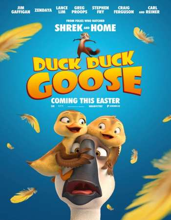 Duck Duck Goose 2018 English 250MB WEBRip 480p