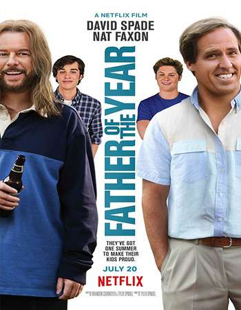 Father of the Year 2018 English 250MB WEBRip 480p