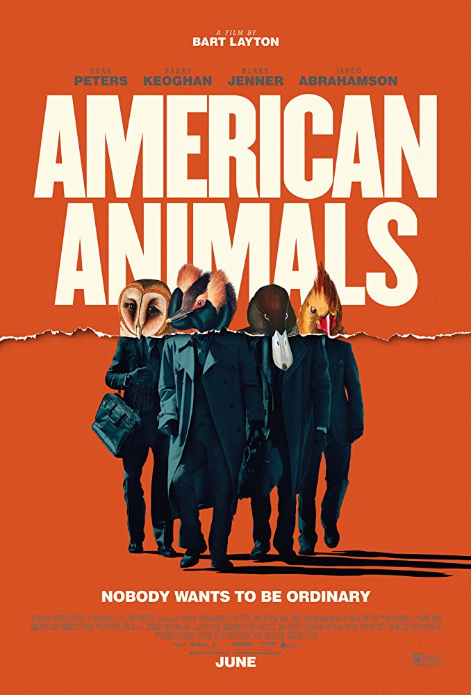 American Animals 2018 English 480p WEB-DL 350MB ESubs
