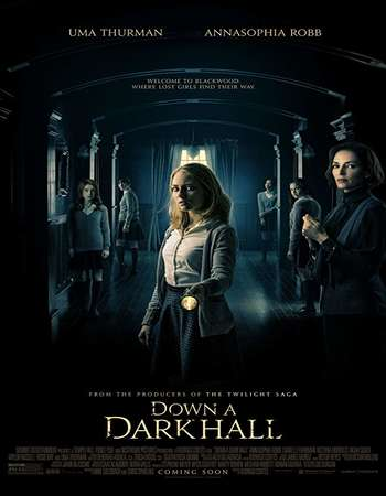 Down a Dark Hall 2018 English 250MB WEBRip 480p ESubs