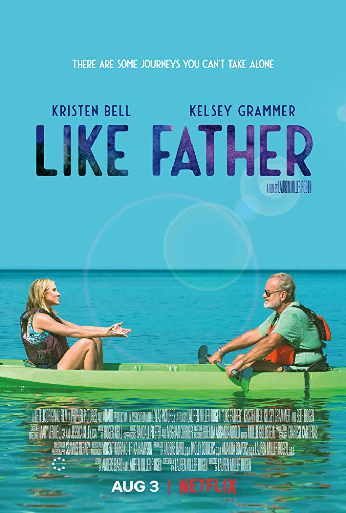 Like Father 2018 English 480p WEB-DL 250MB ESubs