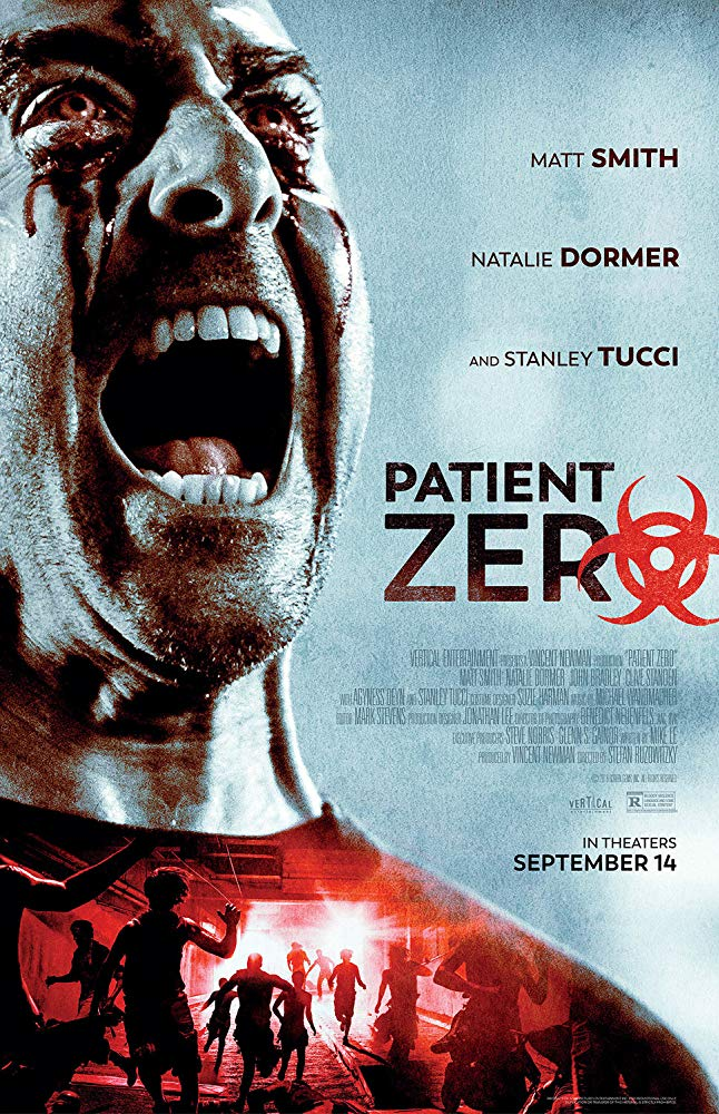 Patient Zero 2018 English 720p WEB-DL 650MB