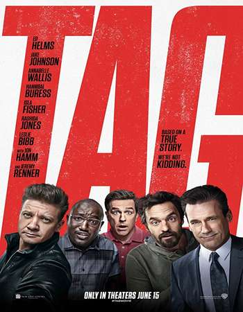 Tag 2018 English 250MB BRRip 480p ESubs