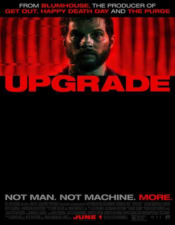 Upgrade 2018 English 250MB Web-DL 480p